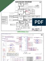 HP Compaq CQ61 QUANTA OP6_OP7 UMA DIS DA00P6MB6D0 Schematics