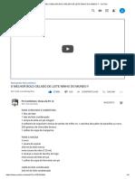 BOLO GELADO DE LEITE NINHO DO MUNDO - Pri Confeiteira