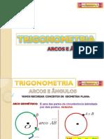Trigonometria 2 - Arcos e Ângulos
