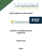 CAMILA RENATA FLORES CORTEZ. TIPOS DE CONSERVACIÓN