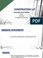 ALASR CONSTRUCTION LLP