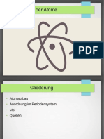 Chemie Referat