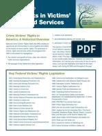 Crime Victims' Rights in America