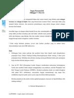TP 2 Legal Aspects in Economics