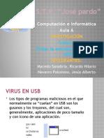 Evitar la entrada de virus en USB