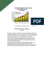 Estatística Missionários Brasileiros