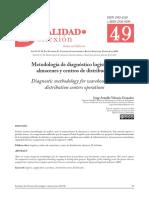 RyRN49- METODOLOGIA DE DIAGNOSTICO DE ALMACENS Y CD