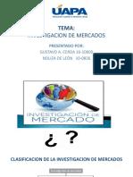 EXPOSICION INV DE MERCADOS