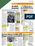 La Gazzetta Dello Sport 21-12-2010