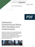 Coronavirus en Nueva York_ merodeos en la ciudad ausente - Clarín.pdf