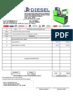 proforma jr diesel 09