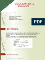 tecnica quirurgica sedinger