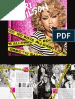 Digital Booklet - No Boys Allowed
