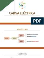 Carga Eléctrica (teoría)