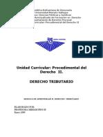 Procedimental Del Derecho II (Tributario)[1]