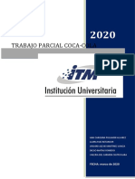 TRABAJO PARCIAL ANÁLISIS DEL ENTORNO Y MERCADEO.docx