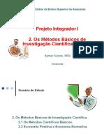 2. Os Métodos Básicos de Investigação Científica.ppt
