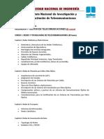 Ingenieria y Gestión de Telecomunicaciones distancia