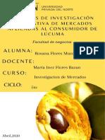 ESTUDIO DE MERCADO DE LA LUCUMA (1)