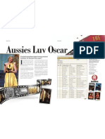 Coast Lifestyle Jan/Feb 2011 - Aussies Luv Oscar with Madman Entertainment comp