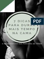 271878433-7-Dicas-Para-Durar-Mais-Na-Cama-Ejaculacao-Precoce-Tem-Cura.pdf