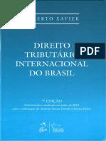 Direito tributário internacional.Alberto Xavier.pdf