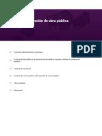 Contrato y concesión de obra pública