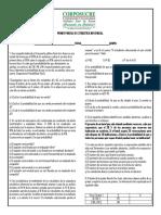 PRIMER PARCIAL DE ESTADISTICA INFERENCIA AG