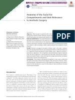 anatomy of fat pads cotofana