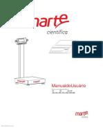 Manual Balança LS 300 - MARTE