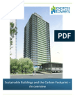 Sustainable Buildings and the Carbon Footprint – An overview