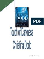 Dodd, Christina - La Llamada de la Oscuridad [Darkness Chosen] 02 - La Caricia de la Oscuridad