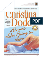 Dodd, Christina - Corazones Perdidos de Texas 02 - Casi Como Estar Enamorados