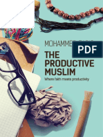 The Productive Muslim The Productive Muslim Where Faith Meets Productivity nodrm