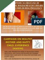 UTI DURING PREGNANCY_PRESENTED AT HMAI 2010