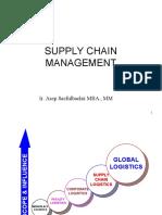 Supply Chain Management - Februari 2005 materi