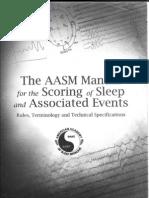 Aasm Manual