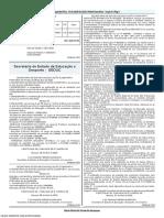 INSTRUÇÃO NORMATIVA 001-2020- SEDUC