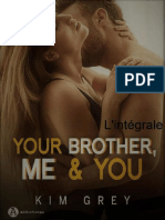 Your Brother, Me and You - L'in - Kim Grey