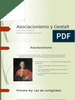 2. Asociacionismo y Gestalt