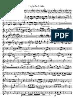 España Cañi - trompet