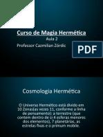 Cosmologia Hermética aula 2