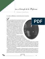 Calpulalpan El Triunfo De La Reforma de Norberto López Ponce