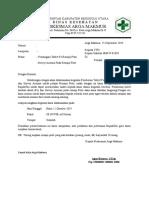 surat sekolah