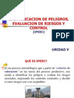 UNID.5, PELIGROS Y RIESGOS - IPERC2