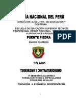 SILABO TERRORISMO semipresencial 2016 (1)