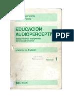 Audio Perceptiva FASCICULO 1