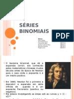 Séries Binomiais