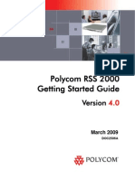 RSS2000 Getting Started Guide V4 0