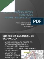 AULA 03 - REQUALIFICAÇÃO-São Paulo